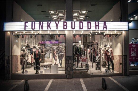 Funky Buddha Ioannina Store