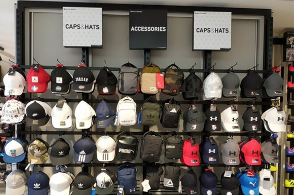 Hall Of Brands Kalamiotou Caps and Hats