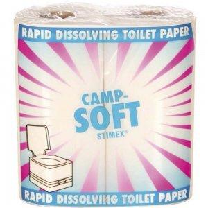 Χαρτί υγείας ταχείας διάλυσης Camp Soft